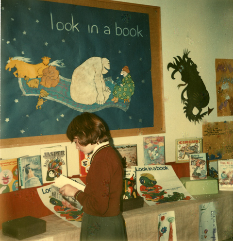 1977-'Look-in-a-Book'-Child