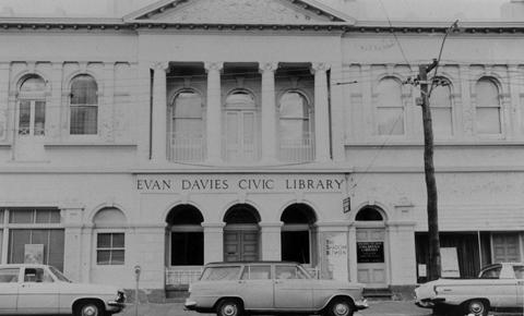 Evan-Davies-Civic-Library