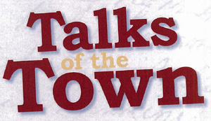 Talks of the Town title image