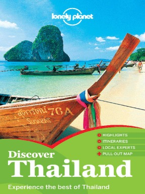 Lonely Planet Discover Thailand cover