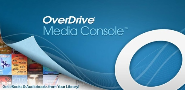 Overdrive Media Console logo