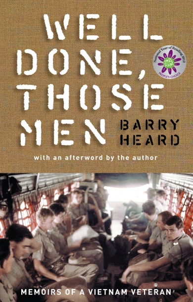Well Done, Those Men by Barry Heard dover