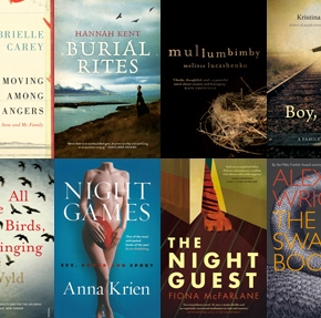 Just announced – the Stella Prize longlist