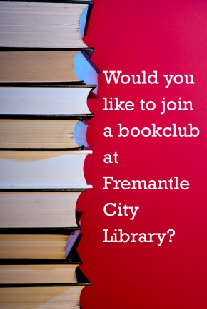 Join a book club at Fremantle CityLibrary
