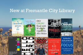 New this week at the library