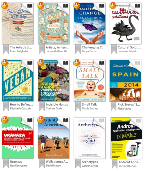 New ebooks added to the collection