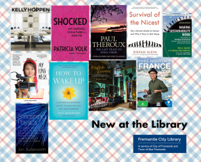 New at the Library July 2014