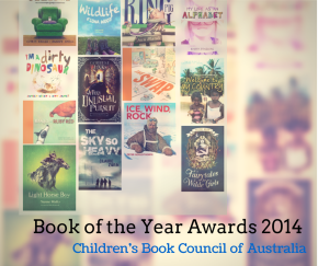 2014 Children's Book Council of Australia Book of the YearAwards