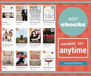 New ebooks August2014