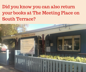 The Meeting Place is another place for librarybooks