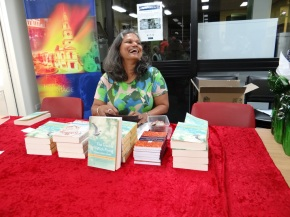 'What makes a good short story?' with Margaret RiverPress