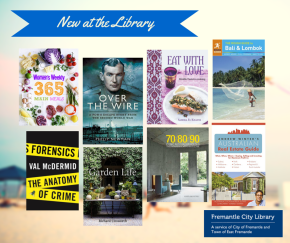 New at the Library September2014