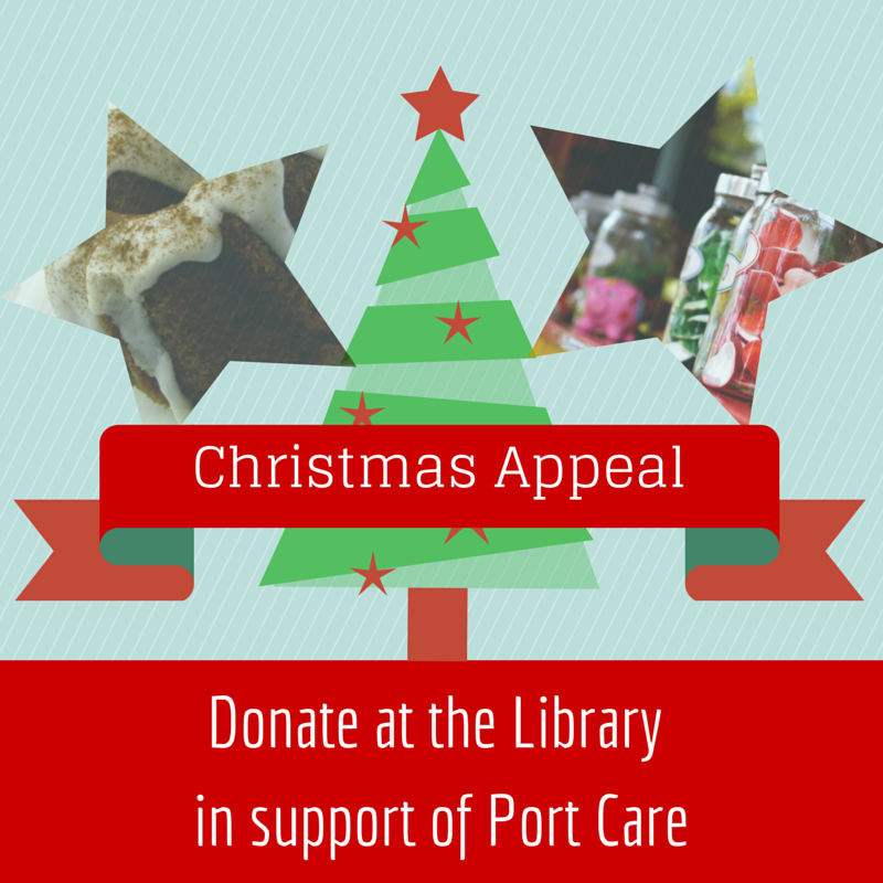 located on south street oconnor portcare runs an op shop and small food outlet where low cost basic provisions can be purchased urgent food assistance - Christmas Assistance 2014