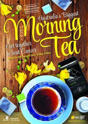Australia's Biggest Morning Tea2015