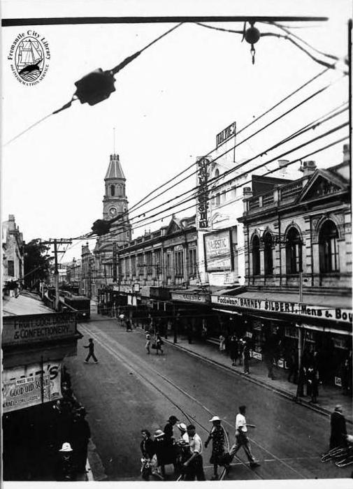 highstreetfremantle1930s