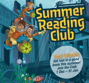 Join the Summer Reading Club2015