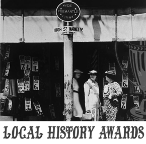 Enter the Local History awards for 2016