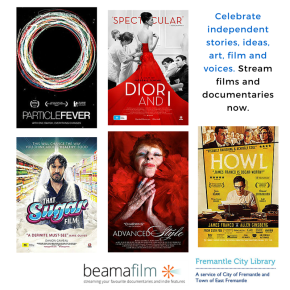 Free streaming indie features and documentaries with your library card