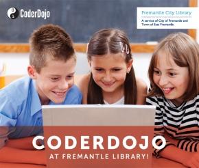 CoderDojo at FremantleLibrary