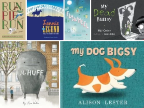 2016 Children's Book Council of Australia Book of the Year shortlist