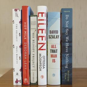 What's on your winter readingstack?
