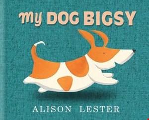 my-dog-bigsy-alison-lester