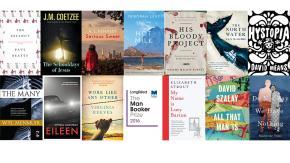 2016 Man Bookerlonglist
