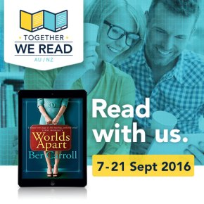 Join the online bookclub – Sept 2016