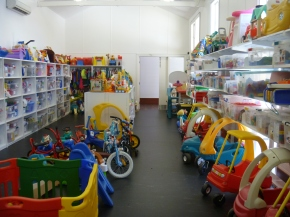 Fremantle Toy Library closed Tuesday Oct 182016