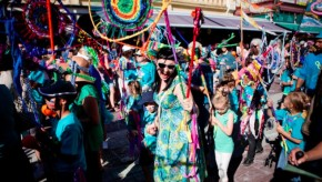 Join the Children's Fremantle Festival Parade