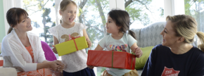 Salvation Army Christmas Appeal2016