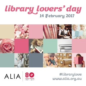 Profess your love for poetry – Library Lovers' Day is February 142017