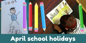April 2017 school holidays – Stories – hear them, share them, make your own!