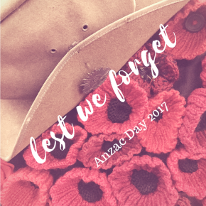 Anzac Day Public Holiday 2017